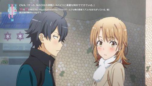 Oregairu-Zoku-OVA---Promotional-Video