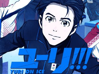 Yuri!!! On Ice Airs This October - New Visual, Cast & Character Designs Revealed