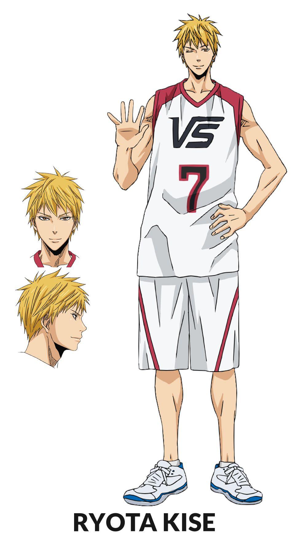 Kurokos-Basketball-Last-Game-Character-Designs-Ryota-Kise
