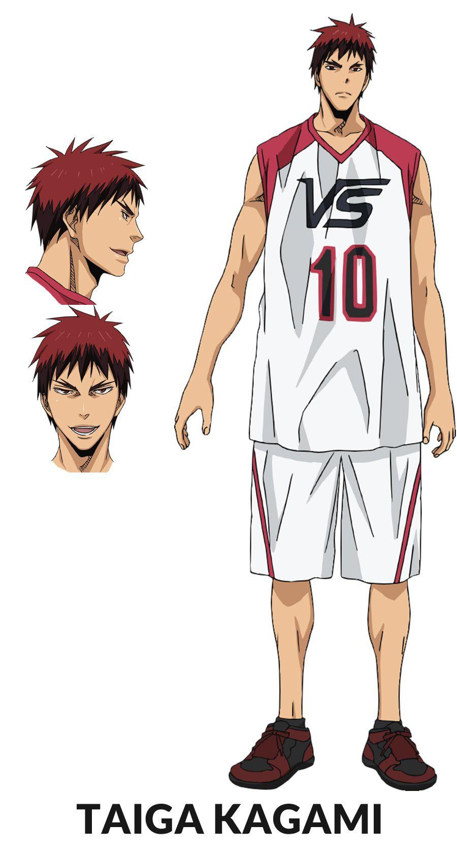 Kurokos-Basketball-Last-Game-Character-Designs-Taiga-Kagami