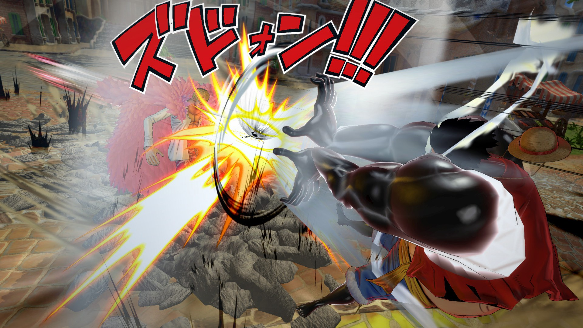 One Piece Burning Blood Steam Screenshots 01