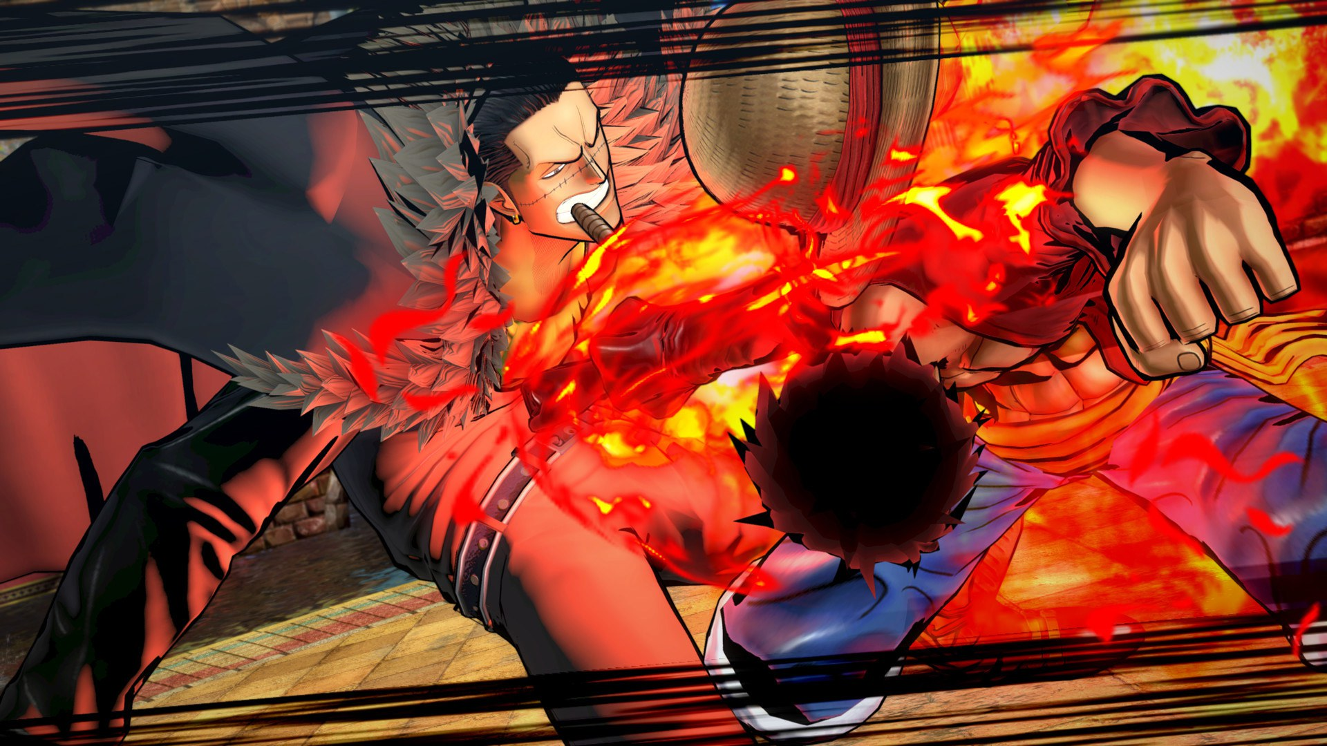 One Piece Burning Blood Steam Screenshots 03