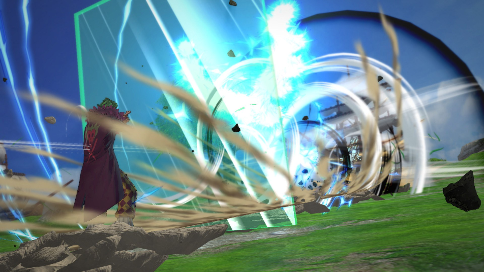 One Piece Burning Blood Steam Screenshots 07