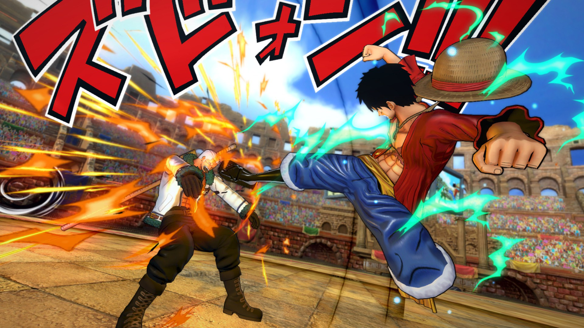 One Piece Burning Blood Steam Screenshots 08