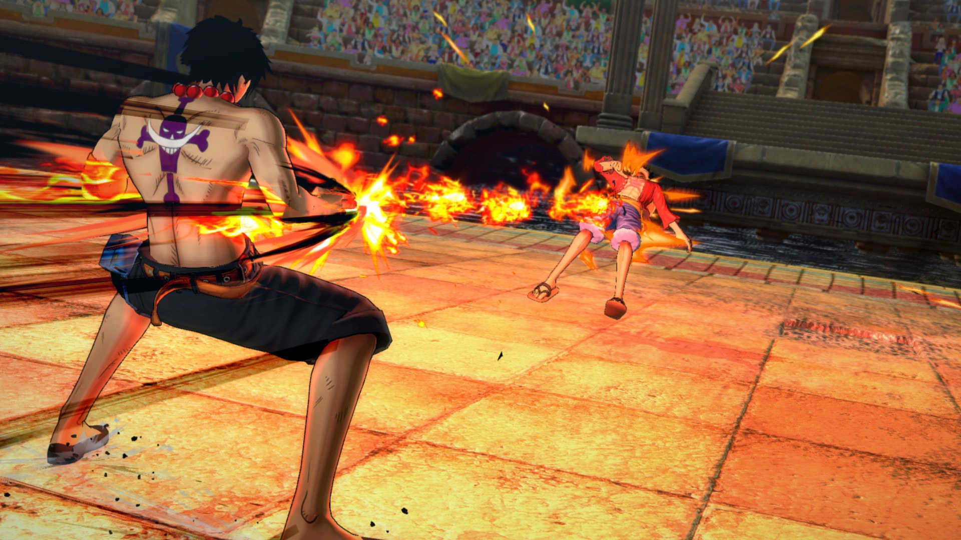 One Piece Burning Blood Steam Screenshots 11