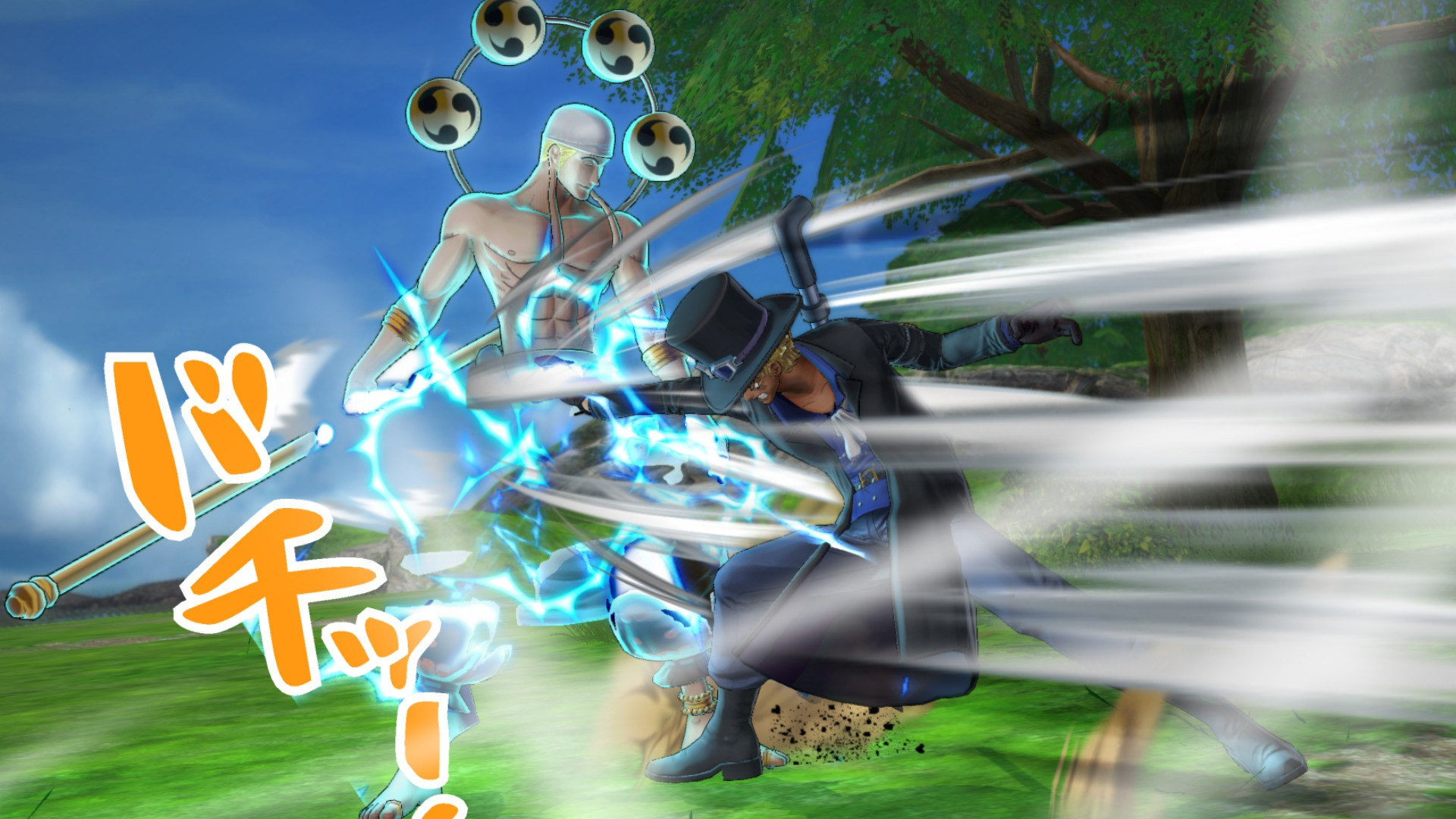 One Piece Burning Blood Steam Screenshots 12