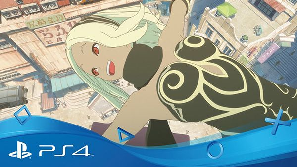 Gravity-Rush-The-Animation---Overture-Anime