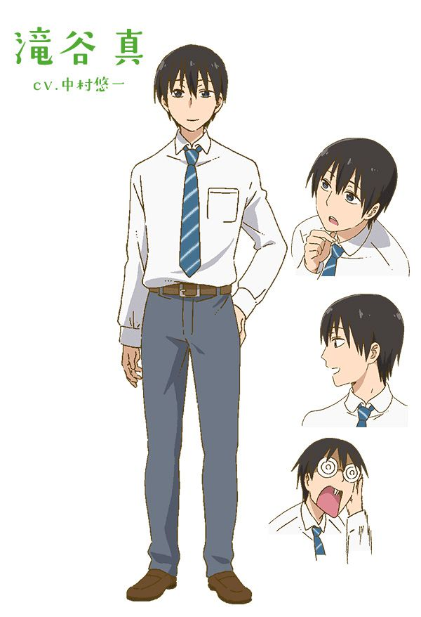 Kobayashi-san-Chi-no-Maid-Dragon-Character-Designs-Makoto-Takiya