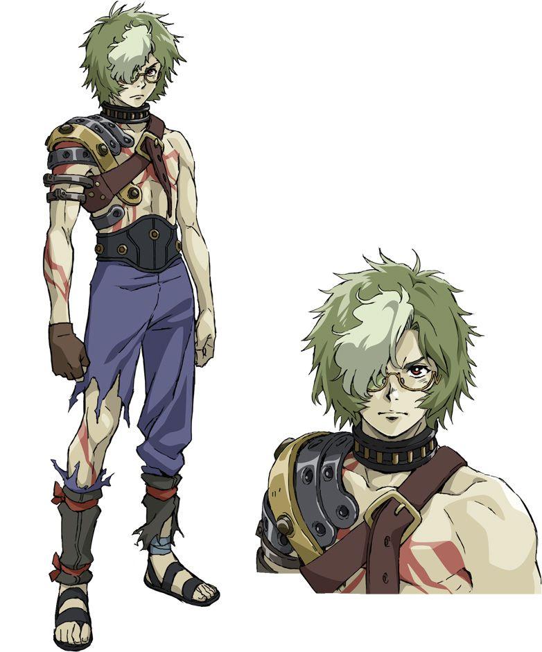 Koutetsujou-no-Kabaneri-Character-Designs-Ikoma