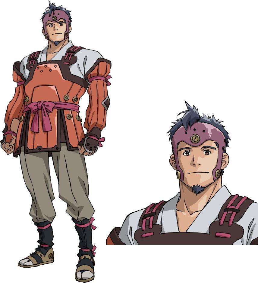 Koutetsujou-no-Kabaneri-Character-Designs-Kibito