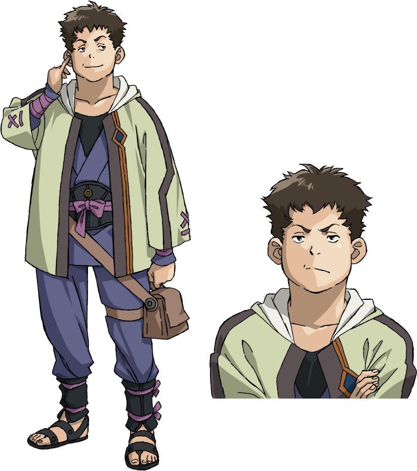 Koutetsujou-no-Kabaneri-Character-Designs-Takumi