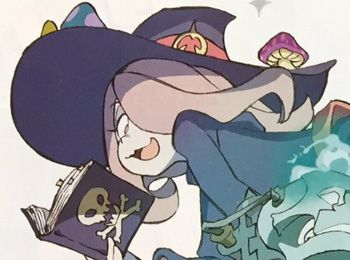 New Visual Revealed for Little Witch Academia TV Anime