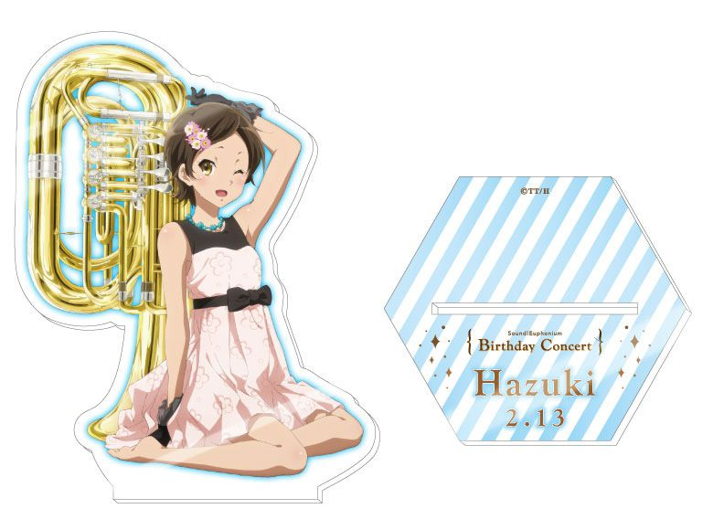 Hibike!-Euphonium-Birthday-Concert-Hazuki-Katou-Acrylic-Stand