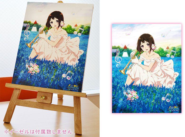 Hibike!-Euphonium-Birthday-Concert-Kaori-Nakaseko-Canvas-Art