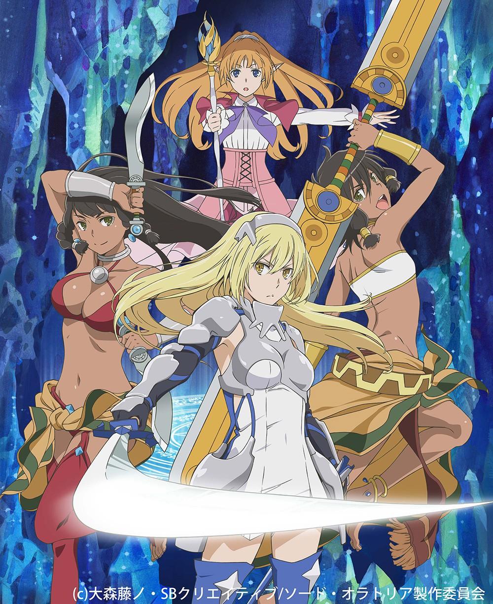 Dungeon-ni-Deai-o-Motomeru-no-wa-Machigatteiru-no-Darou-ka-Gaiden-Sword-Oratoria-Anime-Visual-02