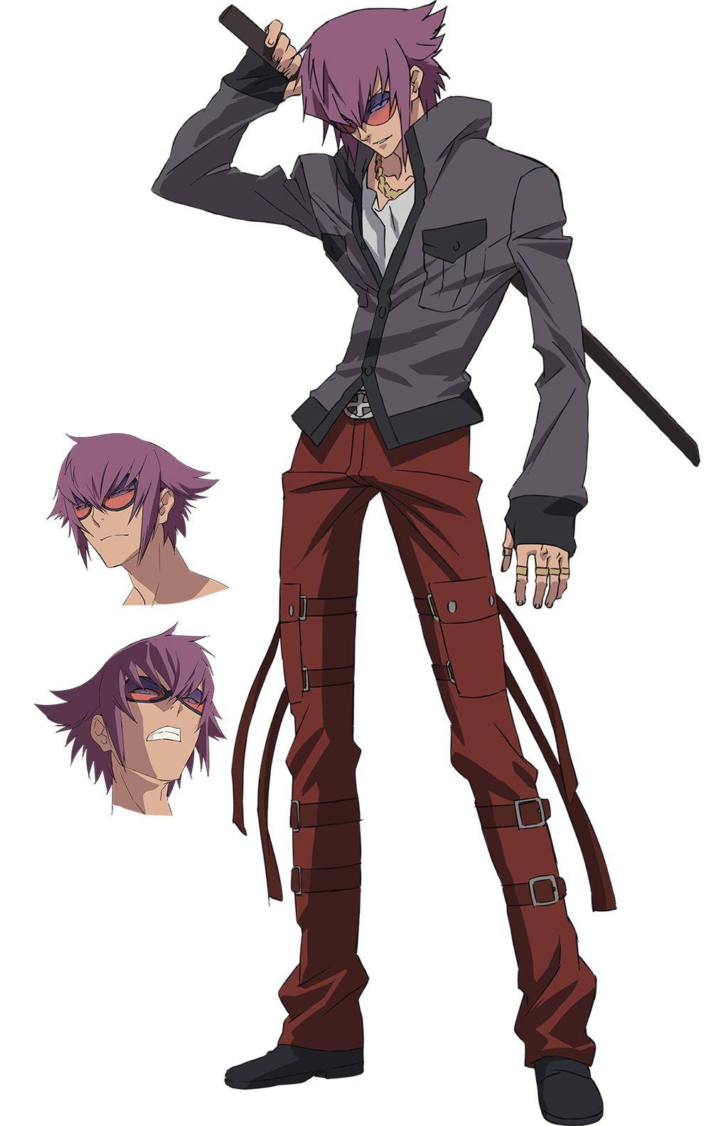 Re-CREATORS-Character-Designs-Yuya-Mirokuji