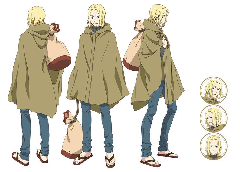 Sakura-Quest-Character-Designs-Mr. Sandal