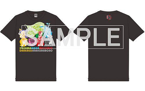 Kono-Subarashii-Sekai-ni-Shukufuku-wo!-April-9-Event-T-Shirt