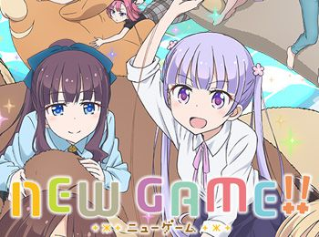 New-Game!-Season-2-Airs-This-July---New-Visual-Revealed