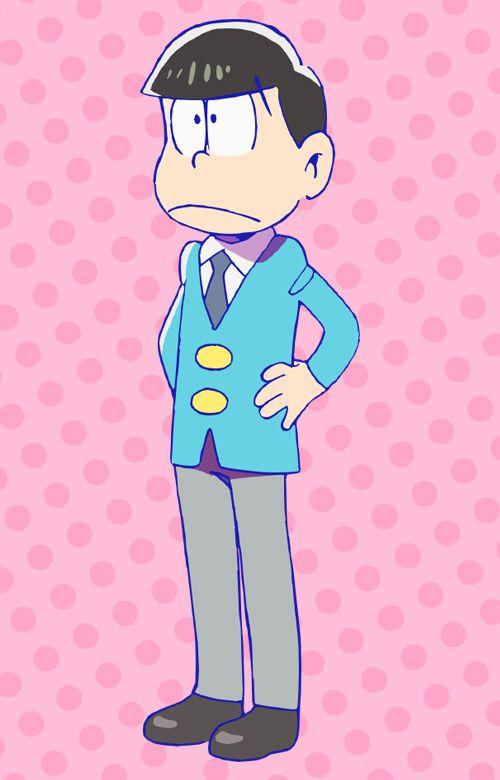 Osomatsu-san-Character-Designs-Choromatsu-Matsuno