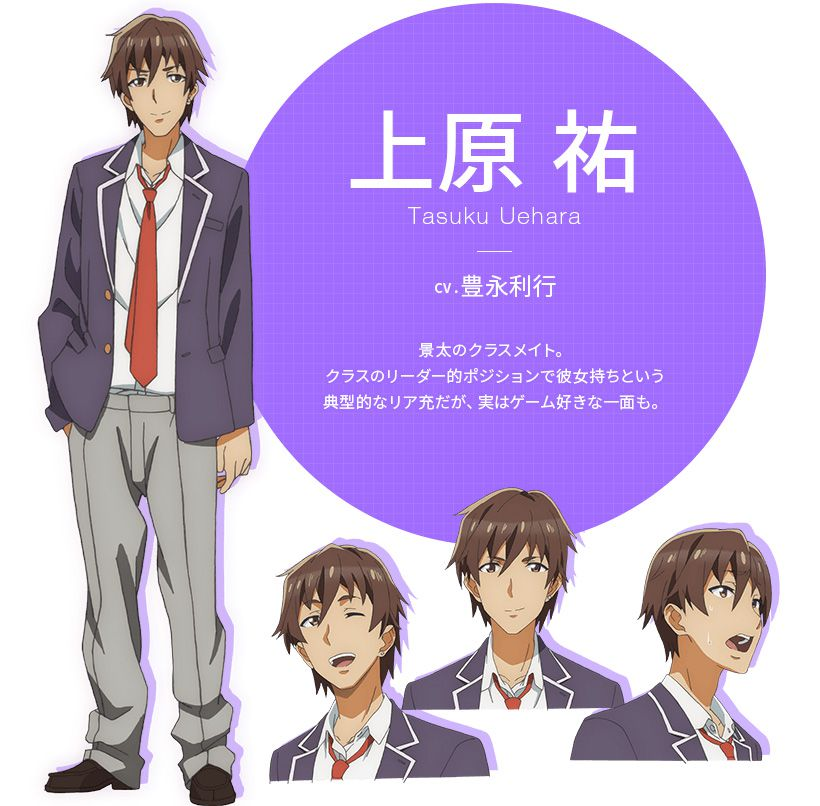 Gamers-TV-Anime-Character-Designs-Tasuku-Uehara
