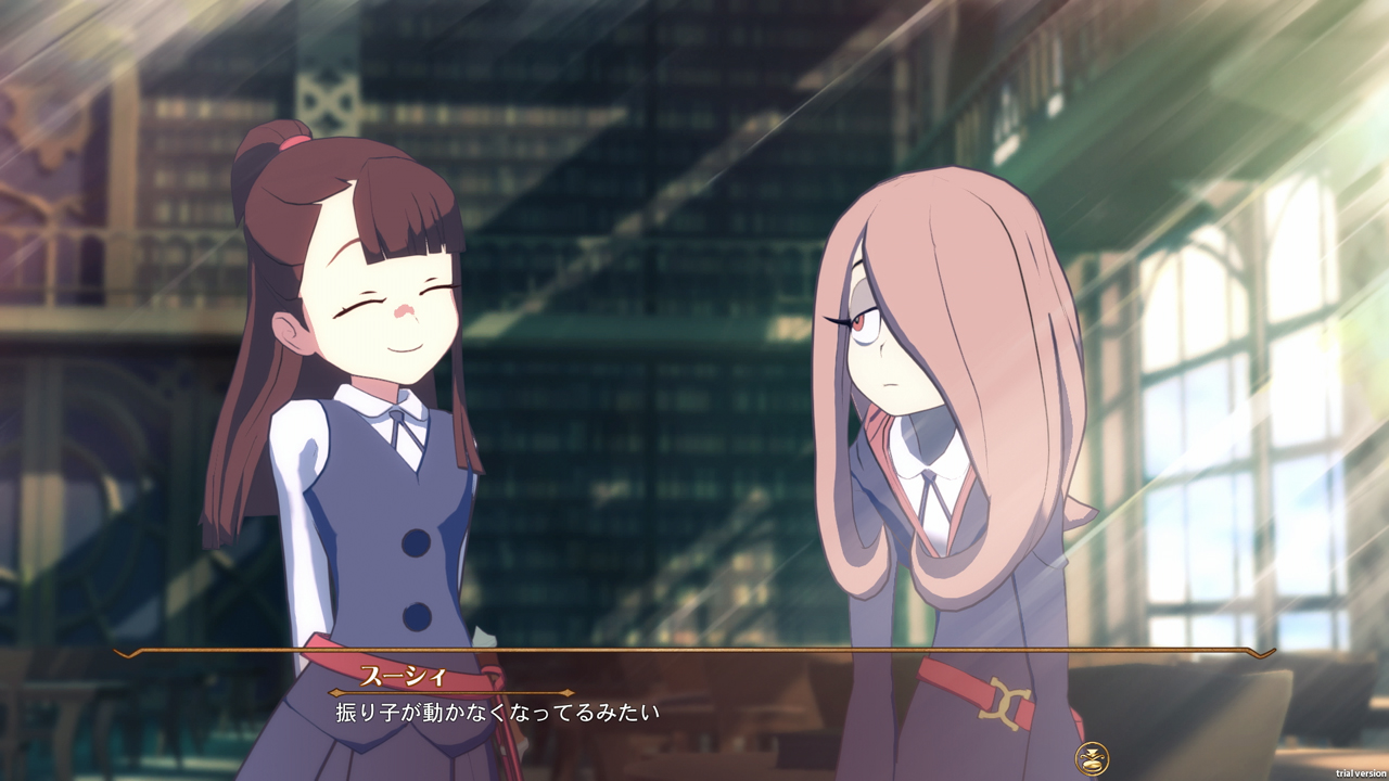 Little Witch Academia- The Witch of Time and the Seven Wonders Screenshots 06