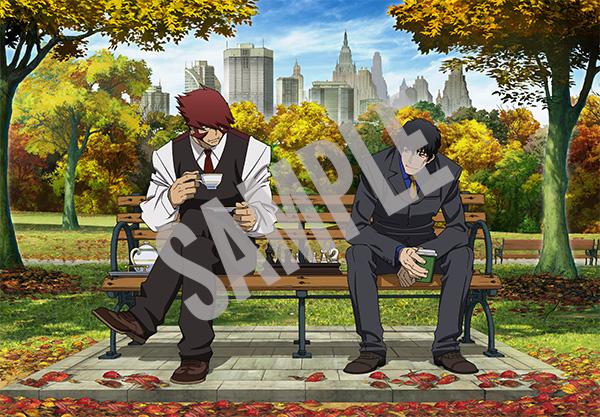 Kekkai-Sensen-Anime-Blu-ray-Boxset-Bonus-Amazon