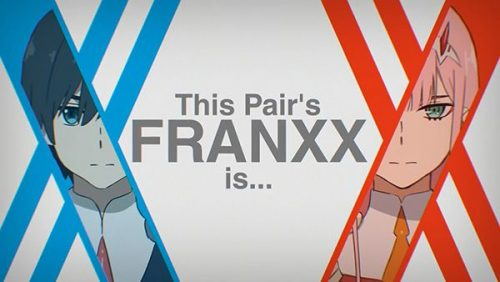 DARLING in the FRANKXX - Main Characters Commercial