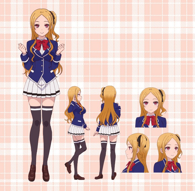 My-Girlfriend-Is-ShoBitch-Anime-Character-Designs-Rina-Saijou