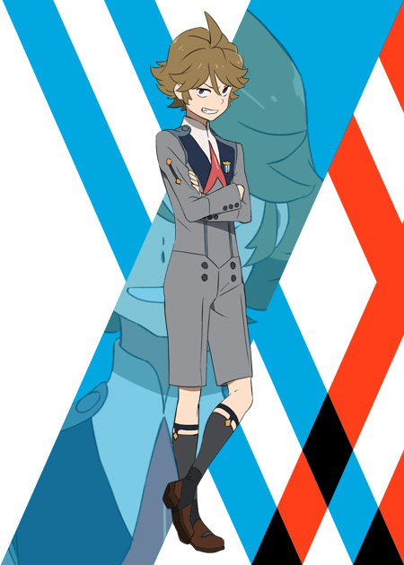 DARLING-in-the-FRANKXX-Character-Designs-Zorome
