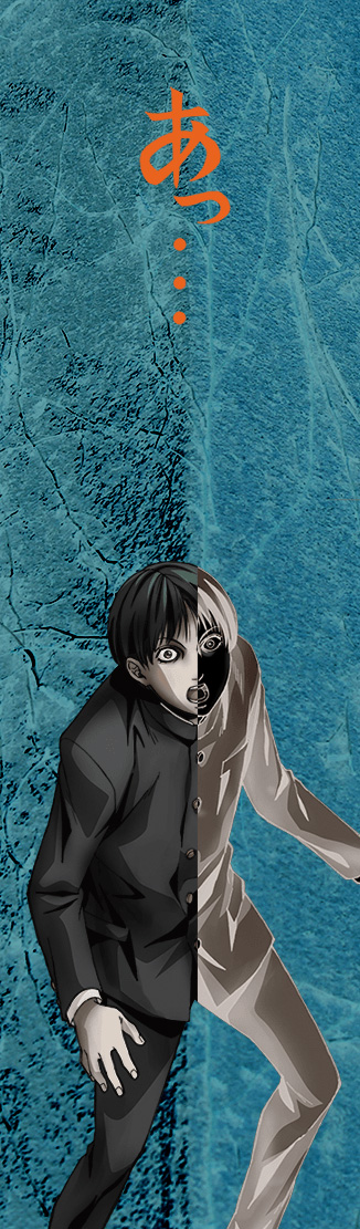 Junji-Ito-Collection-Character-Visual-Oshikiri