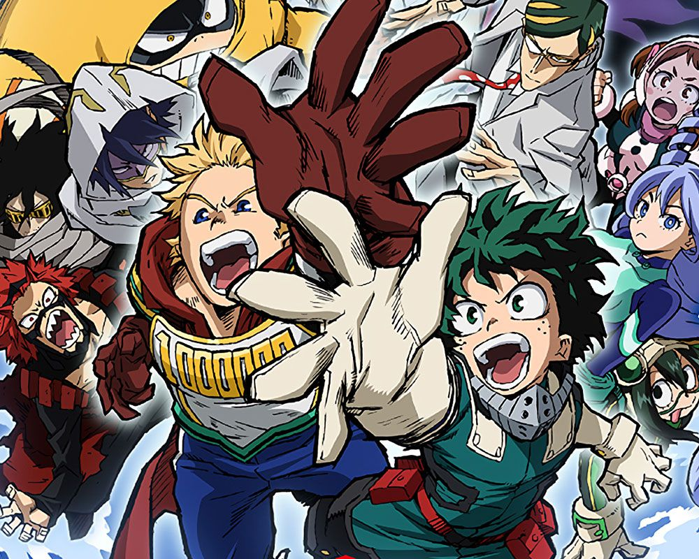 Boku-no-Hero-Academia-Season-4-to-Run-for-25-Episodes