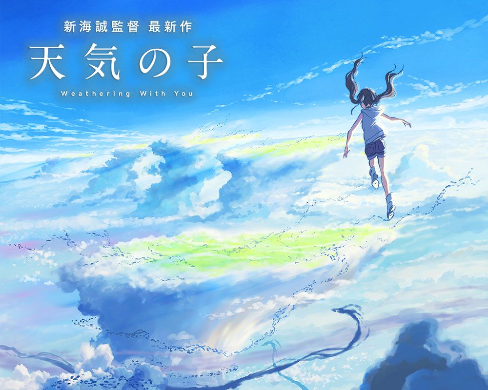 Makoto-Shinkai's-Tenki-no-Ko-Now-Highest-Grossing-2019-Film-in-Japan