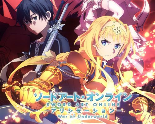 Sword-Art-Online-Alicization---War-of-Underworld-Slated-for-23-Episodes