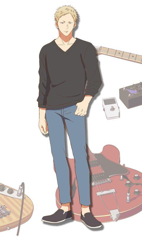 Given-Anime-Character-Designs-Akihiko-Kaji