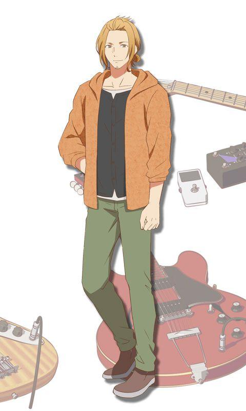 Given-Anime-Character-Designs-Haruki-Nakayama
