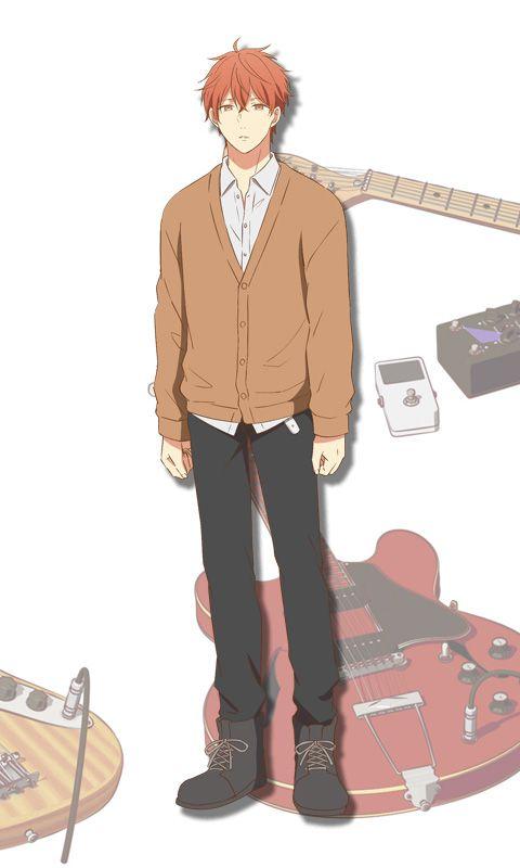 Given-Anime-Character-Designs-Mafuyu-Sato