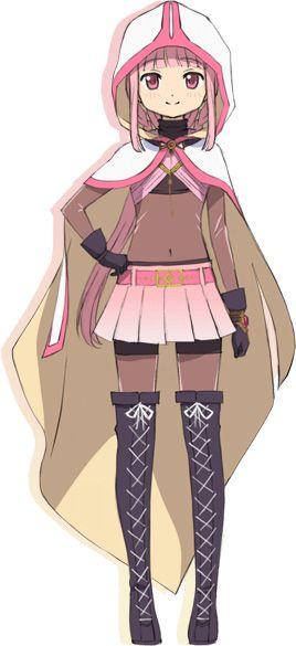 Magia-Record-Mahou-Shoujo-Madoka-Magica-Gaiden-Anime-Character-Designs-Iroha-Tamaki