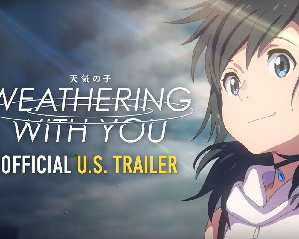 Weathering With You Official Subtitled U S Trailer Otaku Tale
