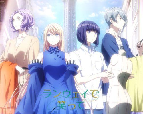 New-Runway-de-Waratte-Anime-Visual-Revealed