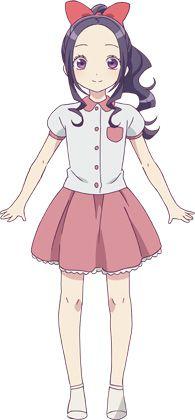 Runway-de-Waratte-Anime-Character-Designs-Ichika-Tsumura