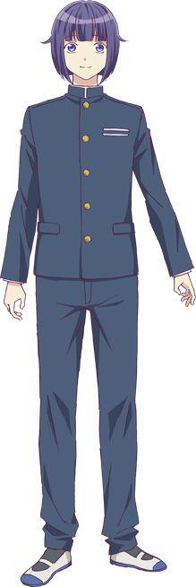 Runway-de-Waratte-Anime-Character-Designs-Ikuto-Tsumura