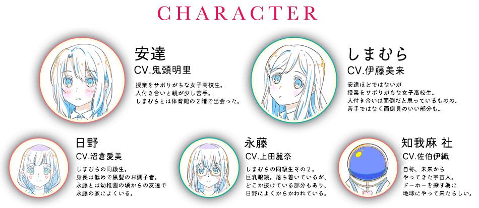 Adachi-to-Shimamura-Anime-Character-Designs