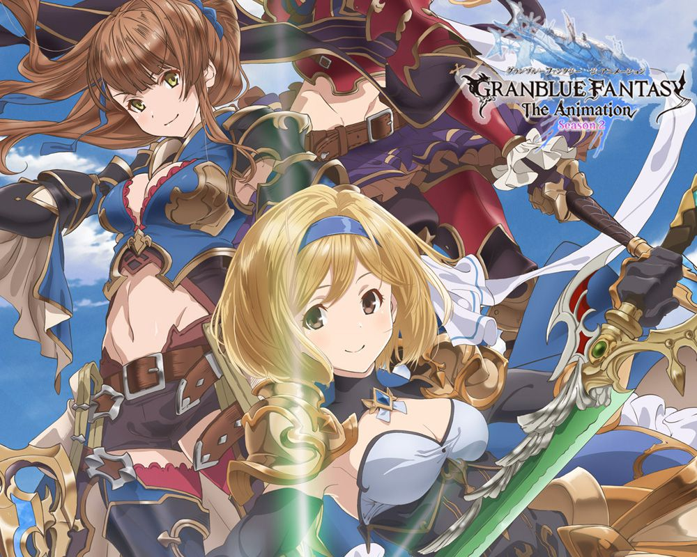 Granblue-the-Animation-Season-2-Premieres-March-28---New-Visual-Revealed