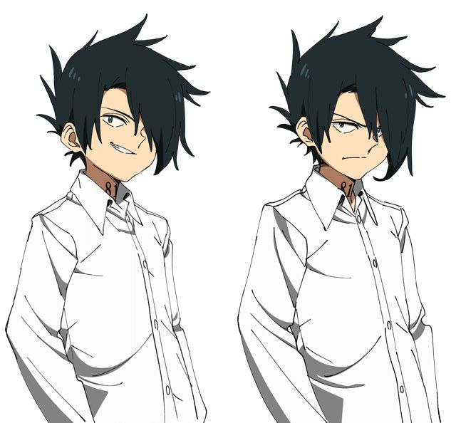 The-Promised-Neverland-Anime-Character-Designs-Ray