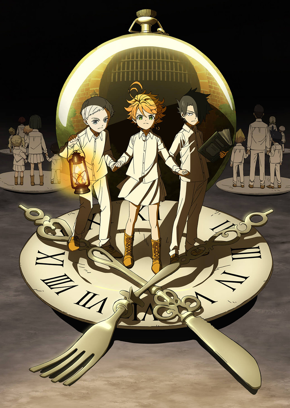 The-Promised-Neverland-Anime-Visual