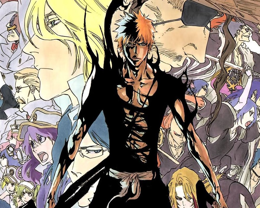 Bleach Thousand-Year Blood War Arc Anime Adaptation ...