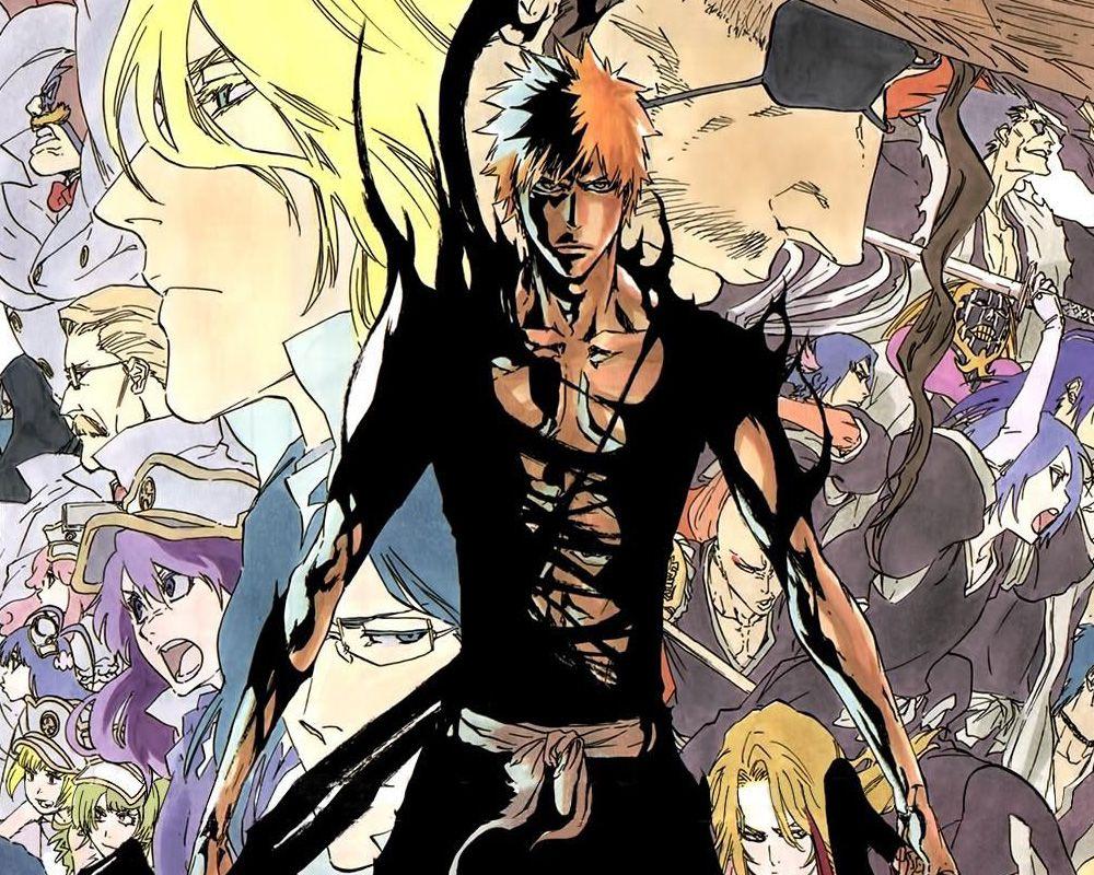 Bleach Thousand-Year Blood War Arc Anime Adaptation ...