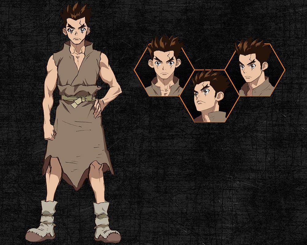 Dr-Stone-Anime-Character-Designs-Taiju-Oki