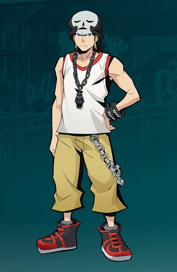 The-World-Ends-with-You-The-Animation-Character-Designs-Daisukenojo-Bito